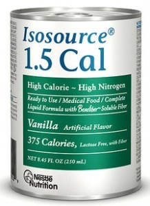 Nutritionally complete liquid meal replacement